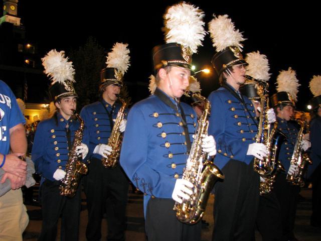 Alsatia Mummers Parade 2008